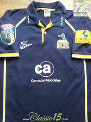 2005/06 Brumbies Away Rugby Shirt (L)
