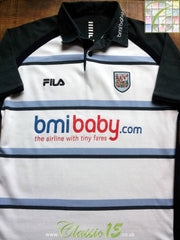2003/04 Cardiff Blues Home Rugby Shirt (M)