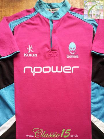 2008/09 Worcester Warriors Sevens Rugby Shirt (M)
