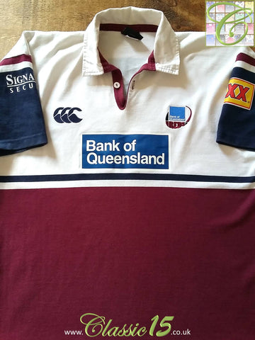 2000 Queensland Reds Leisure Rugby Shirt (L)