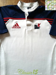 2002/03 USA Home Rugby Shirt (M)