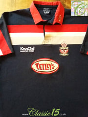 2002/03 Llanelli Away Rugby Shirt (S)
