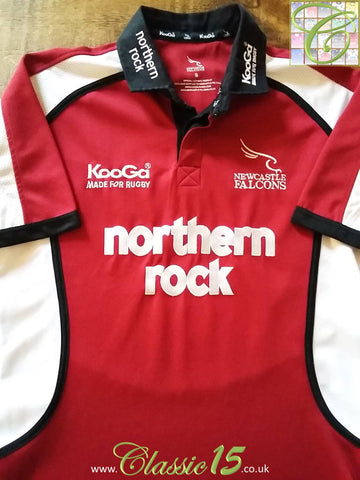 2004/05 Newcastle Falcons 3rd Rugby Shirt (S)