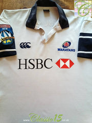 2006 Waratahs Super 14 Away Rugby Shirt (M)