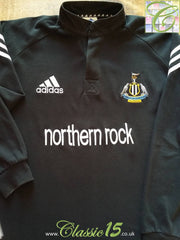 2000/01 Newcastle Falcons Home Rugby Shirt (L)