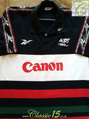 1999 Sharks Home Rugby Shirt (XL)