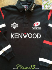 1997/98 Saracens Home Rugby Shirt (M)