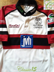 2004/05 Ospreys Away Rugby Shirt (L)