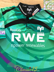 2009/10 Ospreys European Rugby Shirt (M)