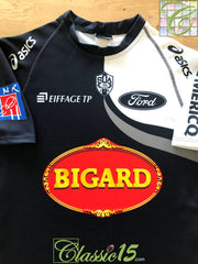2009/10 SU Agen Away LNR Rugby Shirt (S)