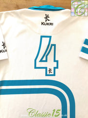 2011 Basel 'Over Under 30's' Rugby Shirt #4 (L)