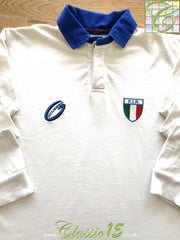 1990s Italy Away Rugby Shirt (M)