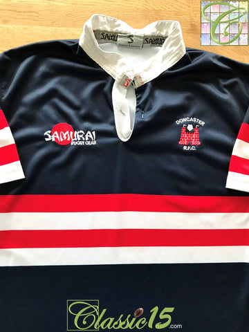 2004/05 Doncaster RFC Home Rugby Shirt (L)