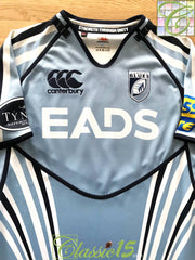 2011/12 Cardiff Blues Home Rugby Shirt (L)