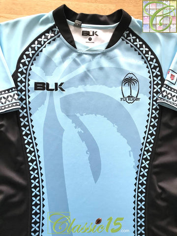 2014 Fiji Away Pacific Nations Cup Rugby Shirt (S)