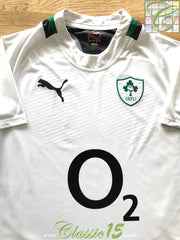 2011/12 Ireland Away Rugby Shirt (XL)