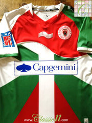 2011/12 Biarritz Olympique Away Pro-Fit Rugby Shirt (S)