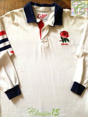 1991 England Home World Cup Rugby Shirt (XL)