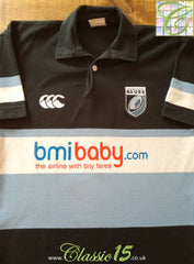 2004/05 Cardiff Blues Away Rugby Shirt (L)