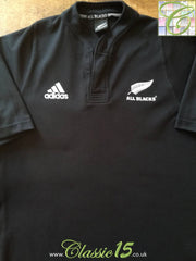2003 New Zealand Home Rugby Shirt, (M)