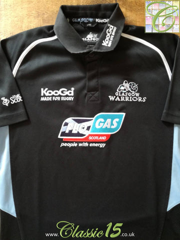 2006/07 Glasgow Warriors Home Rugby Shirt (L)