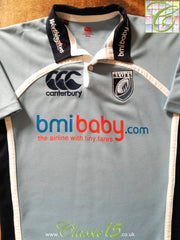 2006/07 Cardiff Blues Home Rugby Shirt (L)