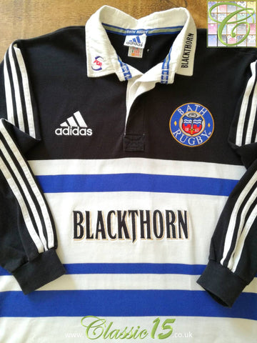 1998/99 Bath Away Rugby Shirt (XL)