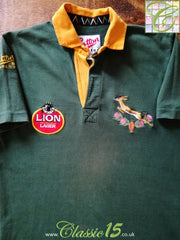 1992/93 South Africa Home Rugby Shirt (S)