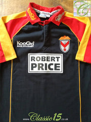 2003/04 Newport RFC Away Rugby Shirt (S)