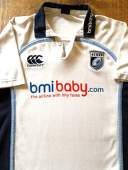 2006/07 Cardiff Blues Away Rugby Shirt (S)