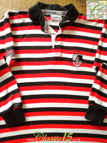 2003/04 Penzance & Newlyn Rugby Home Shirt. (M)