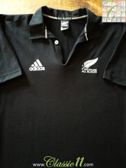 2001/02 New Zealand Home Rugby Shirt (M)
