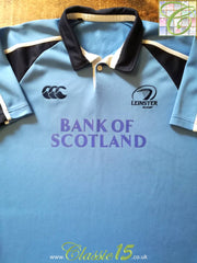 2005/06 Leinster Rugby Training Shirt (L)
