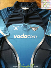 2010 Bulls Home Rugby Shirt (M)