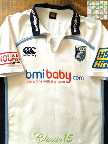 2006/07 Cardiff Blues Away Rugby Shirt (M)