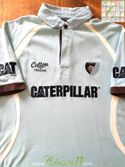 2008/09 Leicester Tigers Away Rugby Shirt (L)