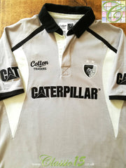 2008/09 Leicester Tigers Leisure Rugby Shirt (XL)