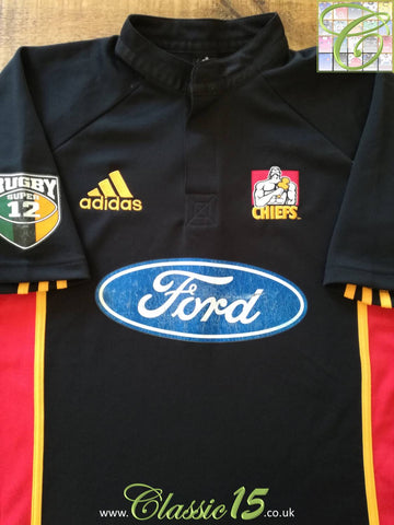 2003 Chiefs Home Super 12 Rugby Shirt (M)