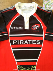 2012/13 Cornish Pirates Leisure Rugby Shirt (M)