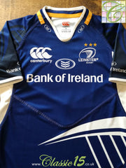 2011/12 Leinster Home Pro-Fit Rugby Shirt (S)