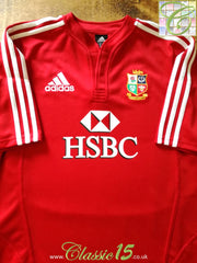 2009 British & Irish Lions Rugby Shirt (L)