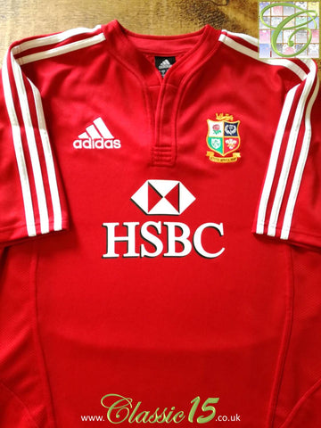 2009 British & Irish Lions Rugby Shirt (M)