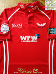 2006/07 Scarlets Home Rugby Shirt (L)