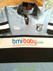 2004/05 Cardiff Blues Home Rugby Shirt (S)