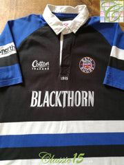 2003/04 Bath Home Rugby Shirt (S)
