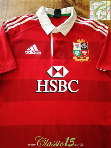 2013 British & Irish Lions Supporters Rugby Shirt (S)
