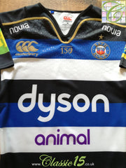 2014/15 Bath Home Player Specification Rugby Shirt (M)
