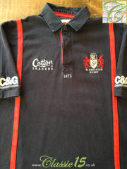 2005/06 Gloucester Rugby Training Shirt (L)
