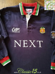 1997/98 Leicester Tigers Leisure Rugby Shirt (XL)