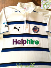 2008/09 Bath Away Rugby Shirt (M)